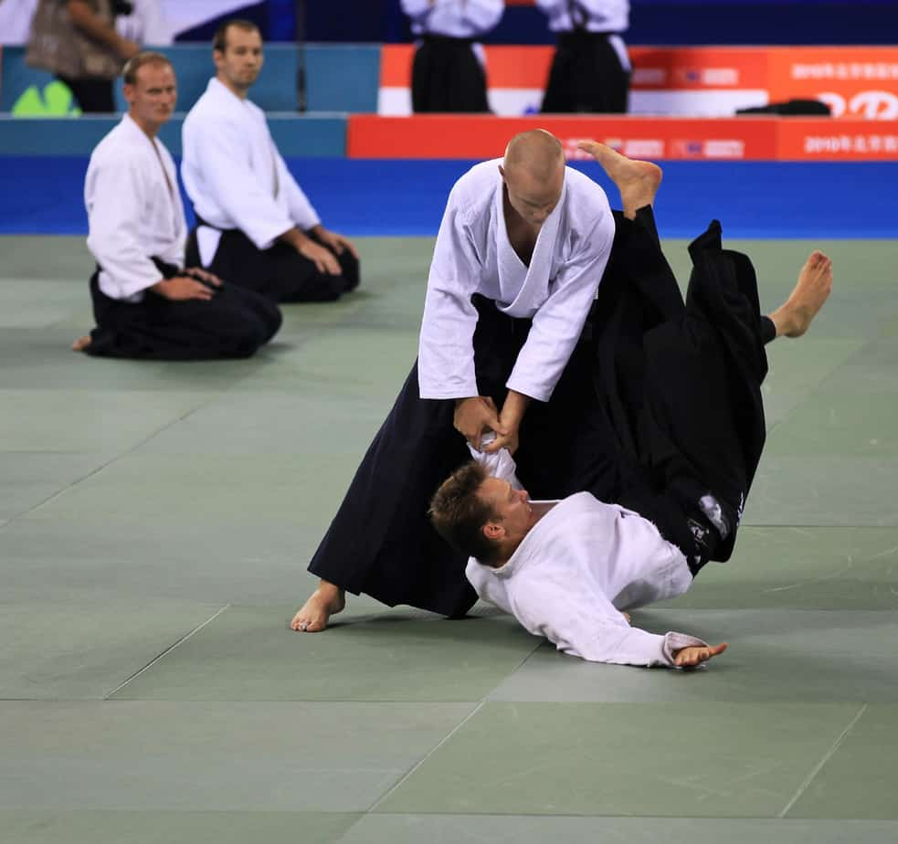 What Is Aikido Self Defense Energy Peace And More Activif